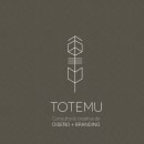 Mi Proyecto del curso: Totemu . Um projeto de Br e ing e Identidade de Sarita Calle - 25.06.2019