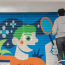 RAINBOW BOGOTÁ. Un proyecto de Arte urbano e Ilustración de Ceroker - 25.06.2019