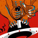 Cartel para el Cuarto Festival de la Tigra en Piedecuesta.. Um projeto de Design de cartaz de dmch72 - 27.06.2019