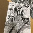 La mano. A Illustration project by Jonathan Mejia - 23.06.2019