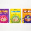 Packaging. Um projeto de Design gráfico, Ilustração e Packaging de Raquel Altimira - 04.07.2019