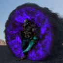Portal Thanos. Un proyecto de 3D, VFX y Postproducción audiovisual de Juan Cubero Armendariz - 06.07.2019