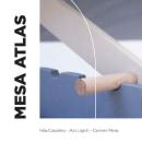 La Mesa Atlas // Modelaje 3D y Corte CNC. A 3D, Editorial Design, Product Design, and Product photograph project by Felix Nieto - 07.07.2019