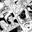El OVNI de Anolaima. Um projeto de Comic e Ilustração de Julio César R - 08.07.2019