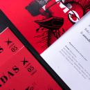 Espadas Fanzine CUU. Un progetto di Illustrazione, Fotografia, Progettazione editoriale , e Serigrafia di Antonio Mariscal Gallegos - 12.09.2016