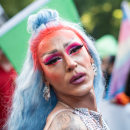 Vídeo Orgullo LGTBI 2019 en Madrid. Um projeto de Cinema, Vídeo e TV, Edição de vídeo e Vídeo de David Jar - 18.07.2019