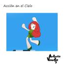 Animación 2D con Toon Boom Harmony: Acción en el cielo. Um projeto de Animação e Animação 2D de Luis Augusto Venegas Gandolfo - 22.07.2019
