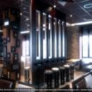 Animación CGI 3D Restaurante Interior . Un progetto di 3D, Design di mobili, Design industriale, Architettura d'interni, Multimedia, Infografica, Animazione 3D, Modellazione 3D, Interior Design , e Video editing di Ivan C - 24.07.2019