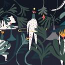 Noctu. A Illustration project by Daniel Barreto - 07.26.2019