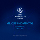 Champions League 2018 - 2019. A Digitale Illustration project by Fer Taboada - 26.07.2019