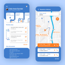 Medical Dental App. Un progetto di UI/UX di Juanma Díaz Bermúdez - 01.08.2019