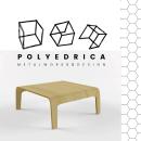 Poliedrica. Un proyecto de Br, ing e Identidad y Diseño de logotipos de Marta On Mars - 09.12.2017