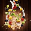 Blintzes Casa del Waffle. A Product photograph, Digital photograph, Fine-art photograph, and Food photograph project by Mario Olvera - 04.16.2019