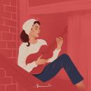 ILUSTRACIONES 2019. Un proyecto de Ilustración, Ilustración de retrato e Ilustración digital de Martha Orendain - 05.08.2019