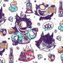 Felix // Fan Art . Un proyecto de Diseño de personajes de Guacala Studio - 13.11.2018