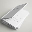 Diseño de Libro. Um projeto de Direção de arte, Design editorial e Design gráfico de Clau Rodríguez Costas - 08.08.2019