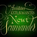 Las Aventuras Extravagantes de Newt Scamander. A Graphic Design, T, pograph, and Lettering project by Rafael Jordán Oliver - 08.09.2019
