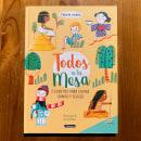Todos a la mesa. Un progetto di Illustrazione , e Design Pattern di Ana Sanfelippo - 10.06.2019