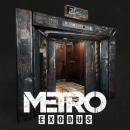 Ascensor - Metro Exodus. A 3D, 3d modeling, and Video game project by Paula Sánchez-Ferrero Ruiz - 01.14.2018