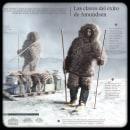 La carrera por la conquista del Polo Sur. Un proyecto de Infografía de José Miguel Mayo Hernández - 26.08.2019
