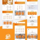 Morote traducciones. Um projeto de Web design de Natalia Martín - 26.08.2019