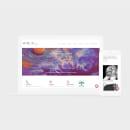 Mirada Psicologica. Um projeto de Web design de Natalia Martín - 26.08.2019