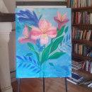 Mi Proyecto del curso: Pintura botánica con acrílico. Um projeto de Ilustração de Ro Manzano - 30.08.2019