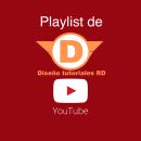 playlist de Diseño tutoriales RD. Um projeto de Design de Moises Mota Joga - 03.09.2019