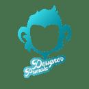 Designer Primata . Un proyecto de Diseño de logotipos de Flavio Gomes da silva - 24.08.2019