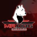 Academia MR. Dog . Un proyecto de Br, ing e Identidad y Diseño de logotipos de Flavio Gomes da silva - 04.09.2019