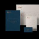 Céos - Brand Identity. Un proyecto de Diseño, Br, ing e Identidad, Retoque fotográfico y Diseño de logotipos de Saúl Osuna - 04.09.2019