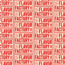 THE FLAVOR FACTORY. Um projeto de Br e ing e Identidade de Amanda Hirakata - 05.09.2019
