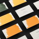 Gourmeta. Un proyecto de Br, ing e Identidad, Dirección de arte y Diseño de Moises Baca - 13.06.2018