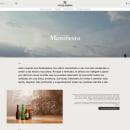 Maquetación Landing Pages - Web Site Cervezas Alhambra. Un proyecto de Desarrollo de software y HTML de Álvaro Alcibi Baquero - 05.09.2019