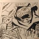 Mi Proyecto del curso: Técnicas de entintado para cómic e ilustración-. By Miguel Redondo.. Un proyecto de Ilustración, Bellas Artes, Cómic, Dibujo y Dibujo artístico de Miguel Redondo Valderrama - 07.09.2019