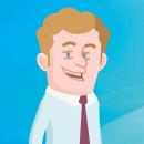 Explainig character TEST. Un projet de Animation 2D , et Animation de personnage de Oscar Blanco - 10.09.2019