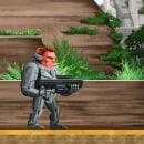 Game animation TEST. Un projet de Character Design, Animation de personnage, Animation 2D , et Jeux video de Oscar Blanco - 10.09.2019