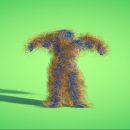 Dancing. Um projeto de Motion Graphics, Animação de personagens e Animação 3D de Antonio Amián - 11.09.2019