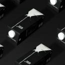 Mi Proyecto del curso: Montblanc Soy Milk Cross-Branding. A Grafikdesign project by Eva Castany Ruiz - 12.09.2019