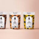 Danatura. A Illustration, Br, ing und Identität, Verpackung und Logodesign project by Heavy - 12.09.2019