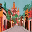 México cuenta. Um projeto de Ilustração de Catalina Vásquez - 16.09.2019