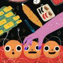 Día de las velitas. Um projeto de Animação e Ilustração de Catalina Vásquez - 16.12.2018