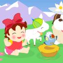 Babi Heidi. Um projeto de Design de personagens, Animação 2D e Ilustração infantil de Jacob C - 14.04.2019