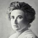 International heroines. Um projeto de Pintura em aquarela, Ilustração de retrato, Desenho de Retrato e Pintura Acrílica de Jacob C - 11.04.2019