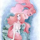 Mi Proyecto del curso: Animalario botánico: acuarela, tinta y grafito. Um projeto de Ilustração e Pintura em aquarela de Stephany Reyes - 18.09.2019