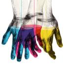 Sangre CMYK // Ilustración. Proyecto personal. Un progetto di Illustrazione, Direzione artistica, Disegno a matita e Illustrazione digitale di Beatriz Arribas de Frutos - 20.09.2019