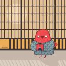 Morning Bird - Diseño de personajes estilo kawaii. Un proyecto de Ilustración, Ilustración vectorial e Ilustración digital de Sara Azurdia - 21.09.2019