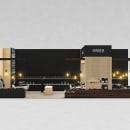 """Decoración stand Feria """"Ambiente 2019"""" Frankfurt. Um projeto de 3D, Design de móveis e Decoração de interiores de Javier Alés - 10.02.2019"""