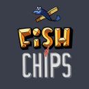 Fish and Chips. Un proyecto de Lettering de Iker J. de los Mozos - 27.09.2019
