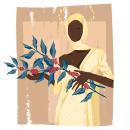 IIustraciones para San Agustín. Um projeto de Desenho, Desenho artístico e Ilustração de Daria Fedotova - 28.09.2019